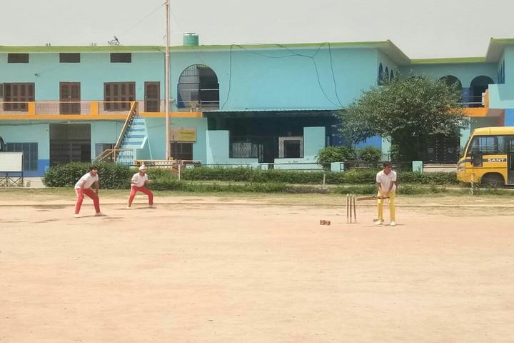 S M S Public School-Play Ground