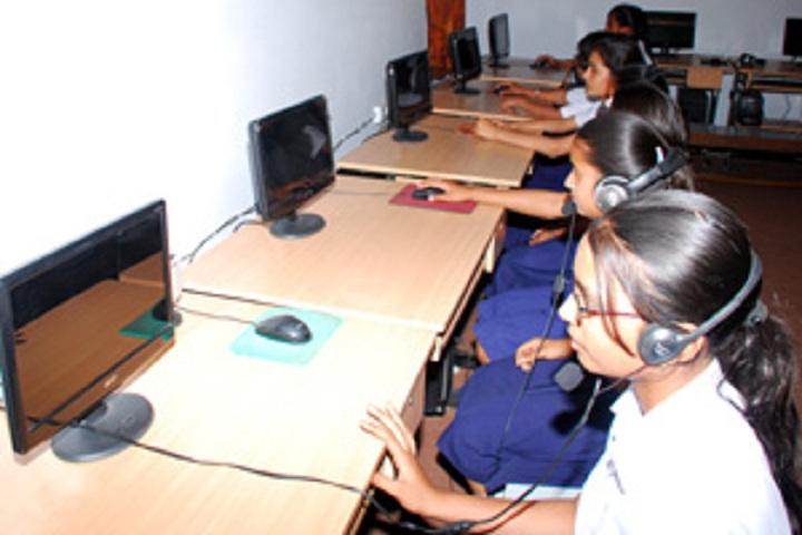 S P S Convent School-Computer lab