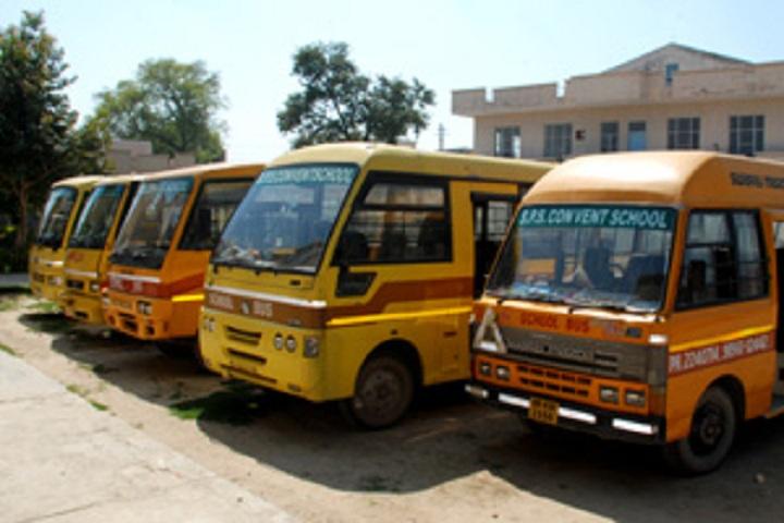 S P S Convent School-Transport