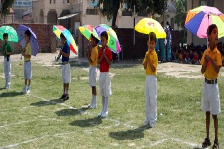 S P S Convent School-Activity