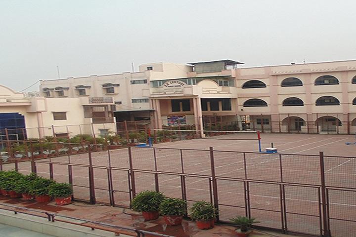 S R Century Public School-School North Block