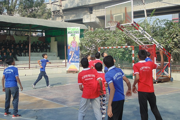 S R Century Public School-Sports
