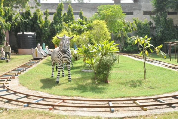 S R Century Public School-Garden