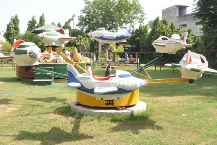 S R Century Public School-Play Ground