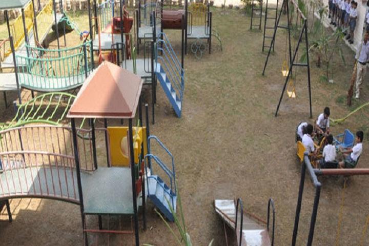 S R Century Public School-Play Area