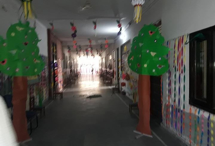 S V International School-Art Exhibition