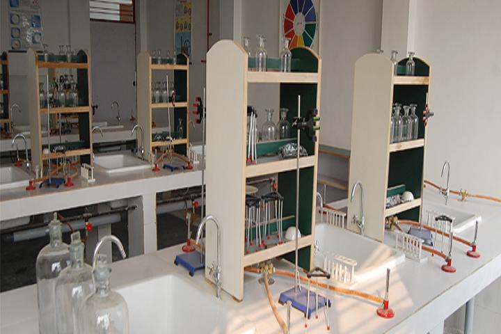 S V International School-Chemistry Lab