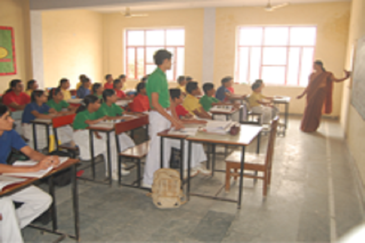 S V International School-Class Room