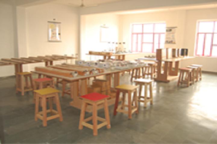 S V International School-Computer Lab