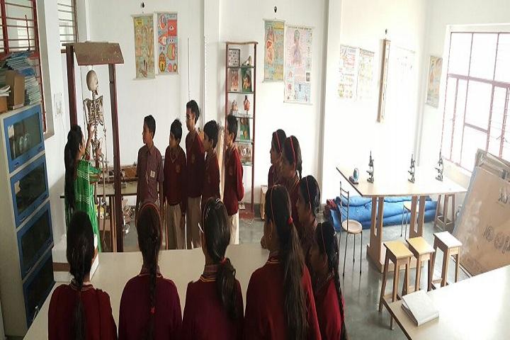 S V International School-Laboratory