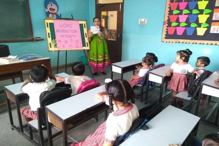 S A Jain Vijay Vallabh Public School-Classroom
