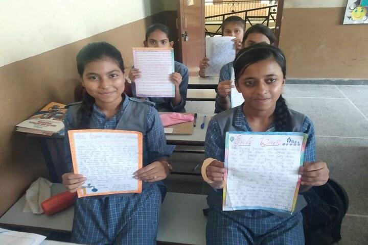 S A Jain Vijay Vallabh Public School-Creative Writing