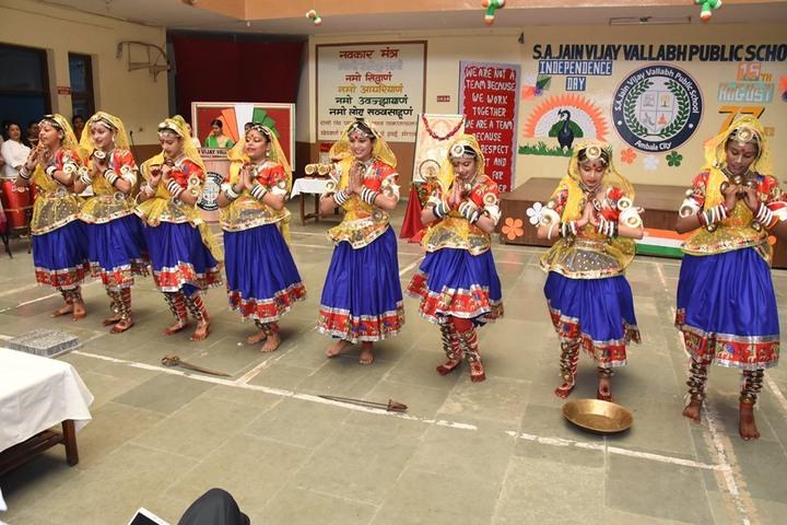 S A Jain Vijay Vallabh Public School-Cultural Fest