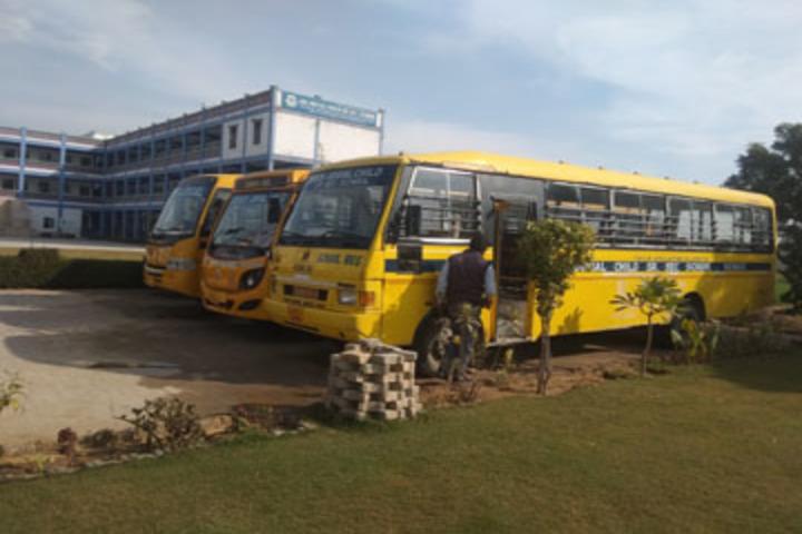 S B S Jovial Child Senior Secondary School-Bus