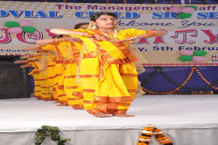 S B S Jovial Child Senior Secondary School-Cultural Fest