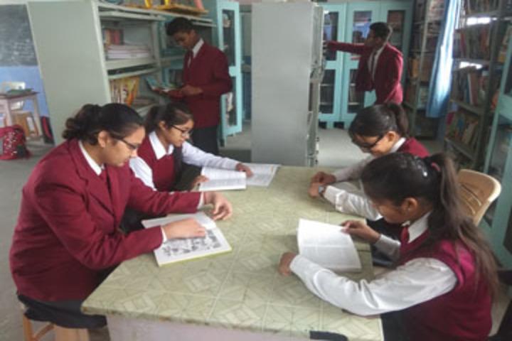 S B S Jovial Child Senior Secondary School-Library