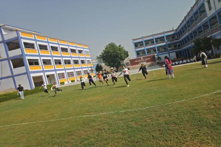S B S Jovial Child Senior Secondary School-Play Ground