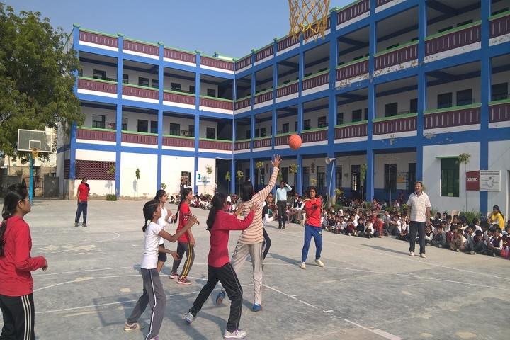 S B S Jovial Child Senior Secondary School-Sports