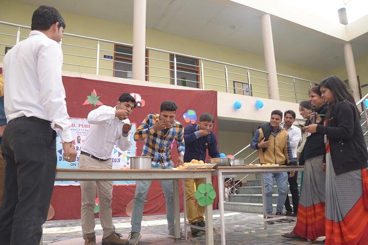 S D Public School-Baby show
