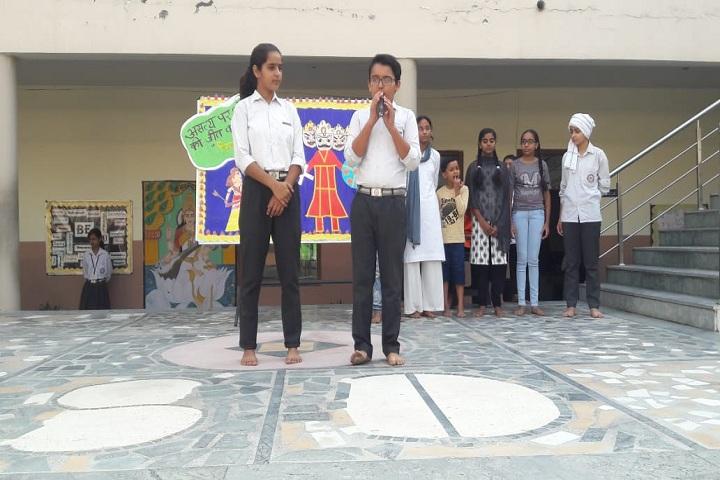 S D Public School-Dushera Celebration