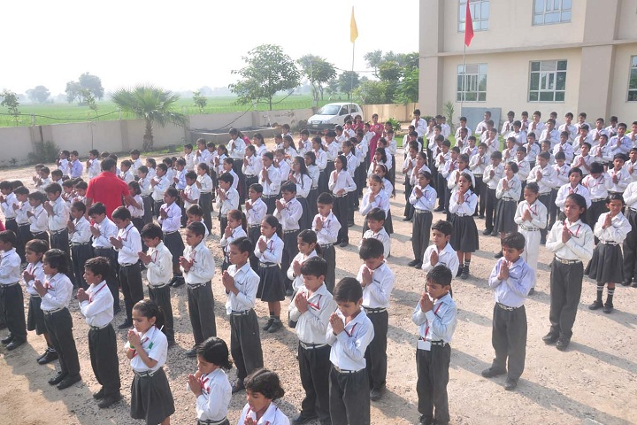 S D Public School-Independence Day Celebartion