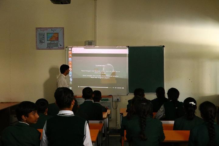 S D Public School-Smart Class