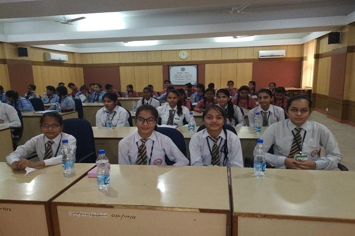 S D Public School-Speech Competition