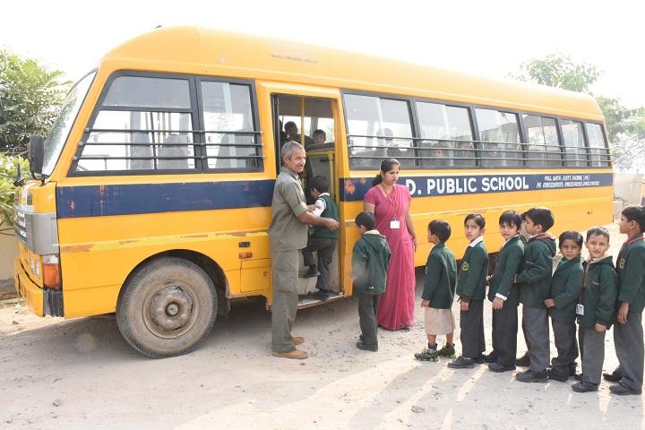 S D Public School-Transport