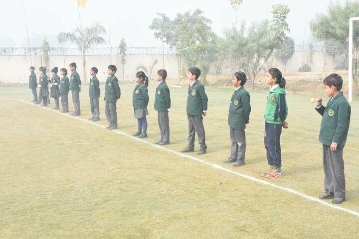 S D Public School-Kids