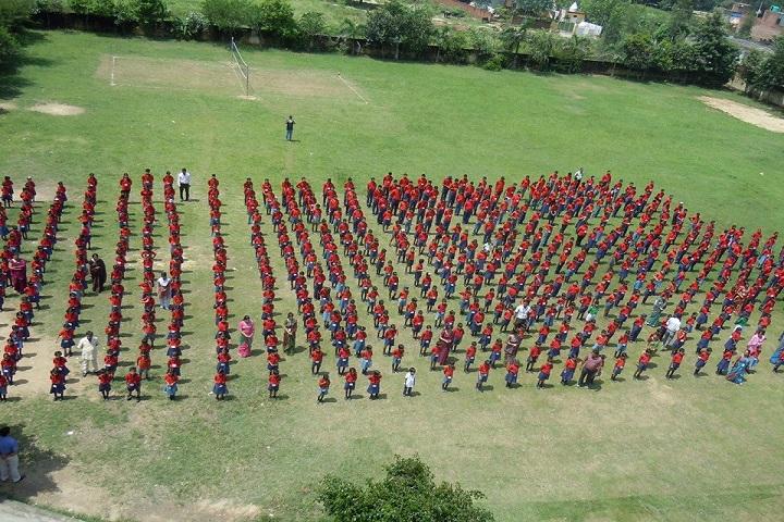 S S Public Senior Secondary School-Assembly