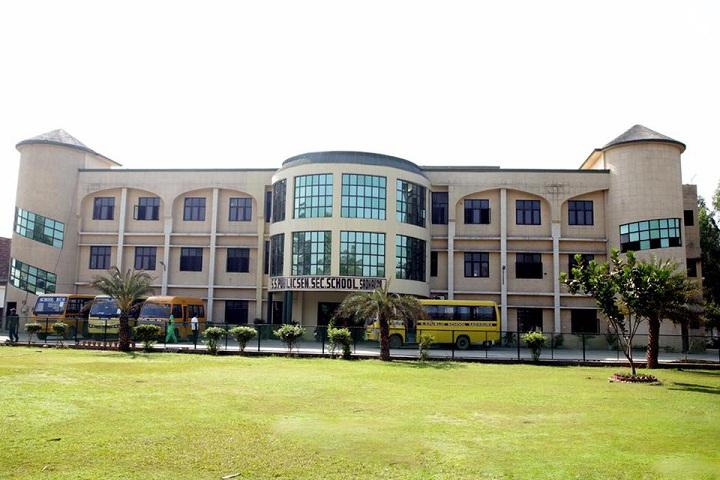S S Public Senior Secondary School-School Building
