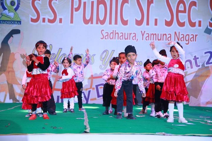 S S Public Senior Secondary School-School Day Celebrations