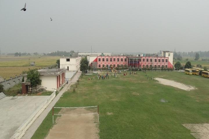 S S International School-School View