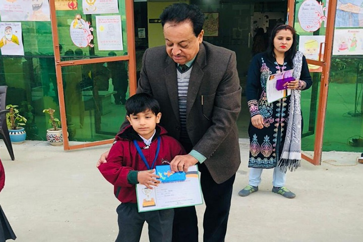 Sainik Public School-Children Day Celebration