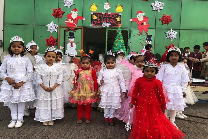 Sainik Public School-Christmas Celebrations
