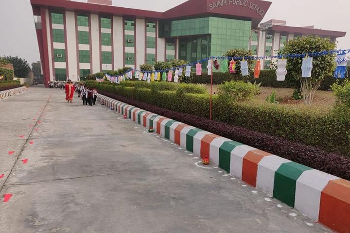 Sainik Public School-Annual Day Celebrations