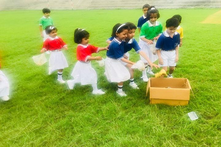 Sainik Public School-Environment Activity
