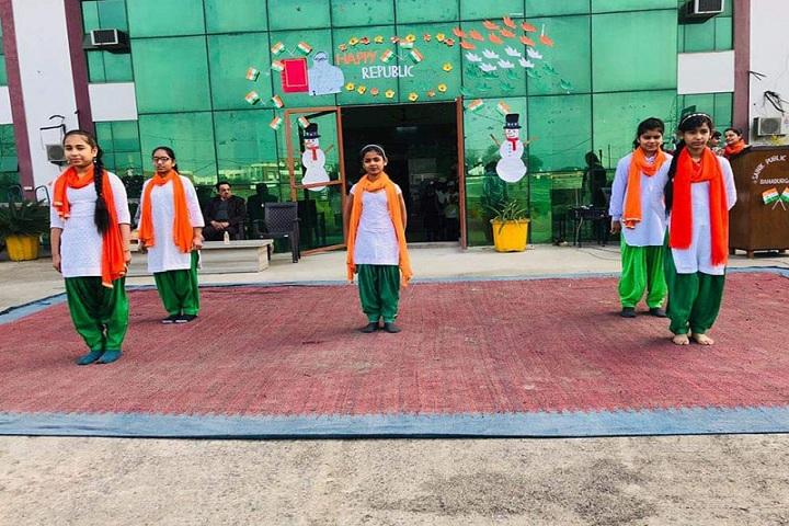 Sainik Public School-Republic Day Celebrations