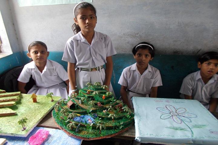 Sainik Public School-Science Exhibition