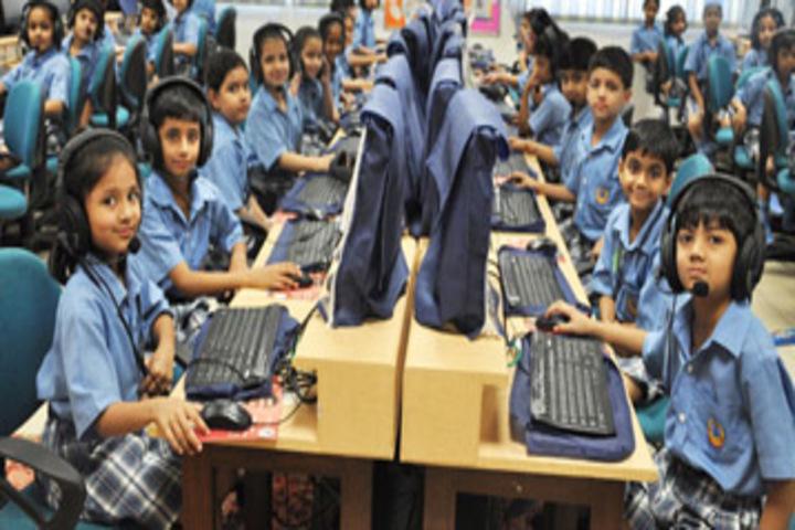 Sainik Public School-Computer Lab