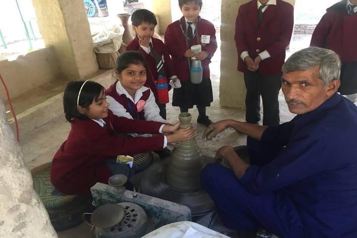 Sainik Public School-Educational Tour