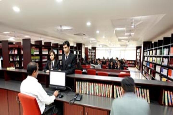 Sainik Public School-Library