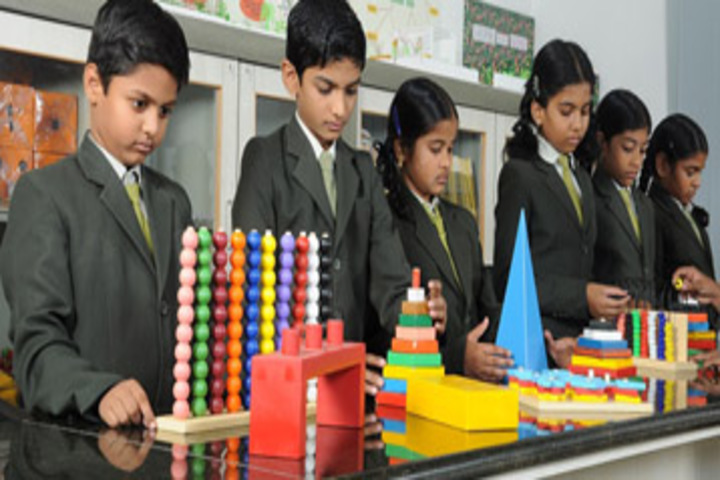Sainik Public School-Maths Lab