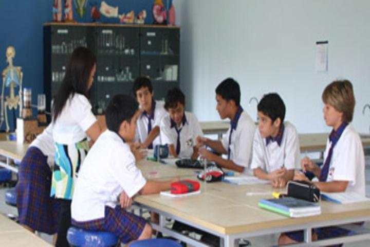 Sainik Public School-Science Lab