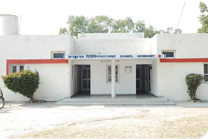 Sainik School-School Infirmary