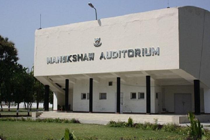 Sainik School-Auditorium