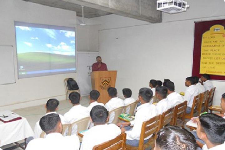 Sainik School-Smart Classroom