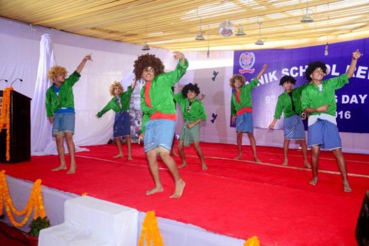 Sainik School-Founder Day Celebrations
