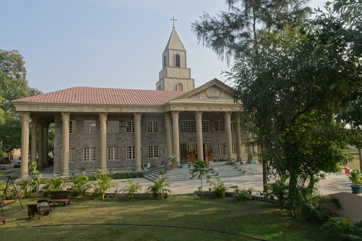 Saint Pauls School-Campus-View