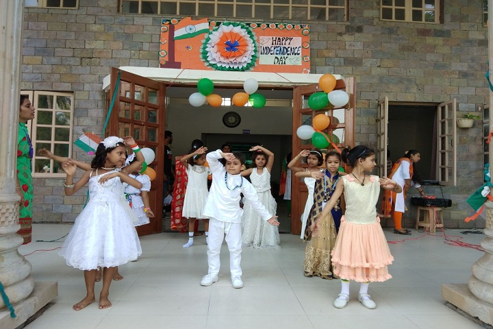 Saint Pauls School-Events independance day